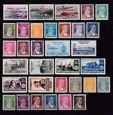 Türkei postfrisch Jahrgang 1951