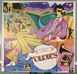 THE BEATLES - LP ITALIA 1976 - A COLLECTION OF BEATLES OLDIES - MINT -3C06404258