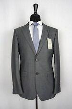Men's Scott & Taylor Occasions Grey Tailored Fit Suit 38l W32 L33 Vb131