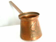 Julius Meinl Rarität Kaffee-Messkanne zum Kaffee portionieren Kupfer Dzesva