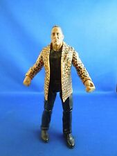 "Loose ""The Rock"" Dwayne Johnson With Leopard Jacket"