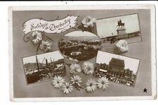 CPA Carte Postale-FRANCE-Souvenir de Cherbourg-Multi vues-VM12627