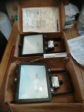 2 x Boxed THORN Haline ODW 500 500W HALOGEN FLOODLIGHT. IP54 + Instructions