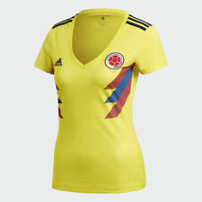 ADIDAS COLOMBIA WOMEN'S HOME JERSEY FIFA WORLD CUP 2018