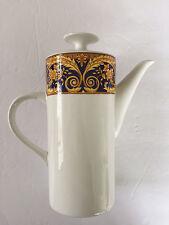 Lynns Fine China VALETTA BLUE - COFFEE / TEA POT W/ LID