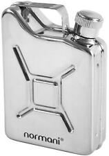 normani® Flachmann Taschenkanister, 170 ml