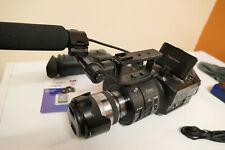SONY NEX-FS700 PRO Cinema Camcorder with 4K RAW v3.1 UPDATE + 18-200mm LENS