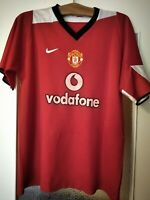 Fußballtrikot Manchester- United,, Rooney,, Größe M