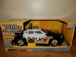 TONKA MIGHTY FLEET POLICE CAR BRAND NEW FREE USPS SHIPPING