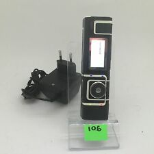 Nokia 7280 - Black (Unlocked) Cellular Phone