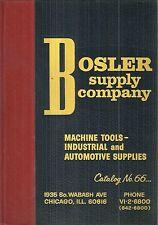 Bosler Supply Company Catalog Tools Hardware Industrial Automotive