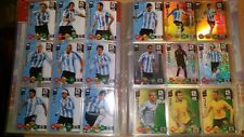 Panini WORLD CUP 2010 ALL 250 BASE INT-VERS. CARDS COMPLETE KOMPLETT COMPLETO 2