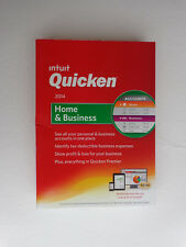 Quicken Home and Business 2014 For Windows (New!Factory sealed retail box)