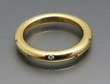 REIF-DESIGN - ELEGANTER G/VVSI BRILLANT RING - 750 GOLD - ANGEBOT!