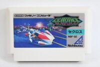 Seccross FC Nintendo Famicom NES Japan Import US Seller F2014