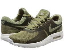 NWT Nike Air Max Zero BR Trooper Running Shoes -Olive Green -  903892-200 - SZ-9