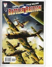 Battler Britton #2 // Garth Ennis