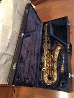 Yamaha YTS-62 Tenor Saxophone YTS62  W/ Case [used]
