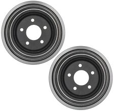 Pair Set 2 Rear Brake Drums ACDelco Professional For Buick Century Chevy Lumina
