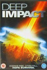 DEEP IMPACT SPECIAL EDITION DVD Vanessa Redgrave Maximilian Schell UK Rele NEW
