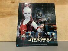 2000 Star Wars Masterpiece Edition Aurra Sing Dawn Of The Bounty Hunters