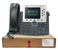 Cisco 7965G IP Phone (CP-7965G=)- Renewed, 1 Year Warranty