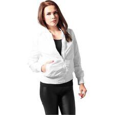 Cappotti e giacche da donna bianchi con nessuna fantasia taglia L