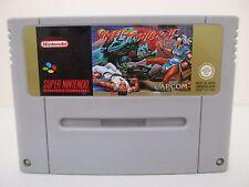 STREET FIGHTER II 2 - SUPER NINTENDO - Jeu SUPER NES SNES version PAL FAH