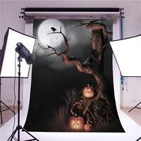 Halloween photography backdrops vinyl 5x7FT baby background photo studio props