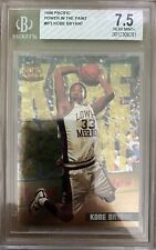1996 Pacific Power In The Paint Kobe Bryant #IP3 RC BGS 7.5 NM+ SSP RARE HOF