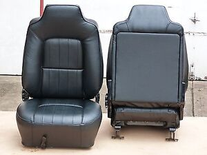 HOLDEN HJ HX SANDMAN FRONT SEAT COVERS 18V SLATE WITH ORIGINAL WELDED INSERTS