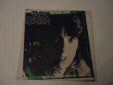 Jack Green – Reverse Logic-RCA Victor VINILE LP 1981 GERMANY