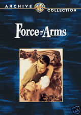 Force of Arms DVD William Holden Nancy Olson