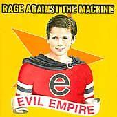 Rage Against the Machine : Evil Empire Heavy Metal 1 Disc CD