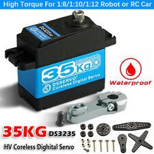 DS3235SG Coreless Motor Servo 35kg HIGH TORQUE & SPEED Metal Gear Digital RC Car