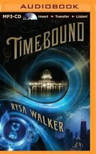 The Chronos Files: Timebound 1 by Rysa Walker (2014, MP3 CD, Unabridged)