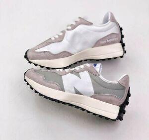 New Balance 327 Sneakers Gray White Running Retro Men Women MS327LAB Original