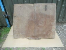 Willys ww2 CJ Jeep Bonnet used US import for restoration Wall Art Man cave