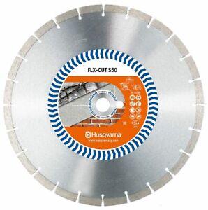Husqvarna FLX-Cut S50 Diamond Blade - 300mm Diamond blade