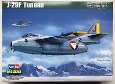 HOBBYBOSS 81745 J-29F Tunnan 1/48 maquette en plastique NIB