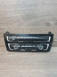 BMW 1 Series F20 Sport CD Player And A/C Facia Unit 9384046 6814187