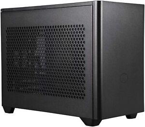 Cooler Master MasterBox NR200P Mini-ITX Computer Case - Steel - Black