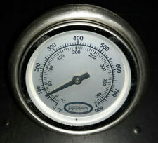 20Hh05 Louisiana Champion Smoker Bbq Parts: Thermometer, New Other