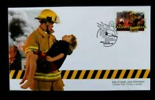 Canada-2003-Volunteer Firefighters FDC-Hanover