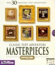 Infocom Classic Text Adventure Masterpieces PC MAC CD 30 old school popular game