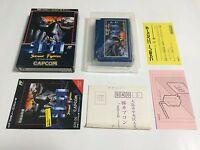 2010 Street Fighter   Nintendo Famicom NES Japan IMPORT   STE-20 CAPCOM