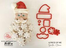 Babbo Natale Santa Claus Formine Biscotti Cookie Cutter