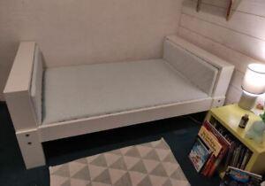 Ikéa convertible bed Recent 3/3 mattress