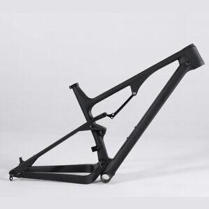 Spcycle Full Suspension Carbon Frame 29er Boost 148x12mm MTB Mountain Bike Frame