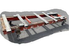 New ListingUsed Celette Sevenne Dedicated Frame Bench Rack System, Cross Members, Body Shop